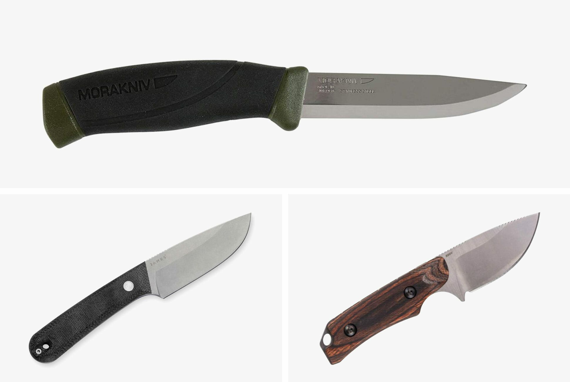 The 8 Best Fixed Blade Knives Available Gear Patrol
