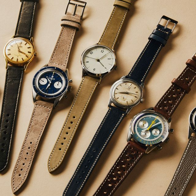best leather watch straps gear patrol lead full