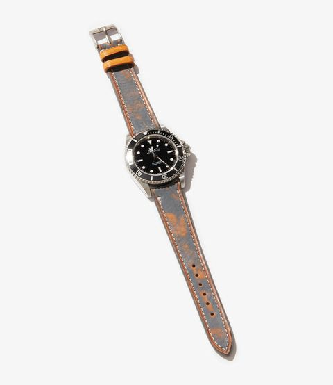 Bulang-and-Sons-Denim-Blue-Retro-Leather-Watch-Strap-gear-patrol