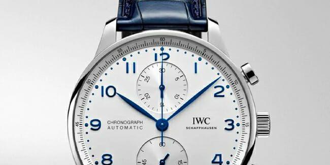 A Classic Swiss Chronograph Watch Just Got a Major Upgrade