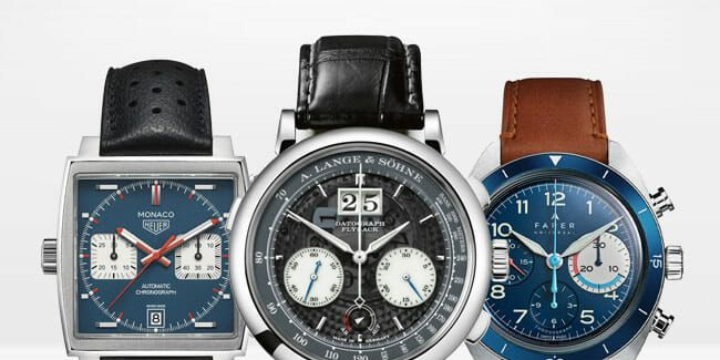 The 25 Best Chronograph Watches of 2020