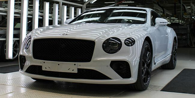 What's It Like to Design Your Own Bespoke Bentley?