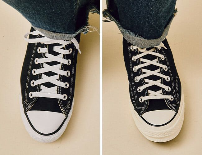 Converse's Classic Chuck and Chuck 70 Sneakers Compared