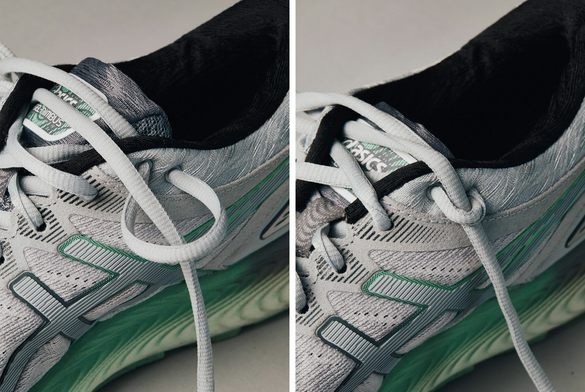 Extra Lace Hole on Your Gym Shoes