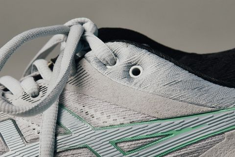 ever wonder what that extra lace hole on your running shoes is for gear patrol lead full