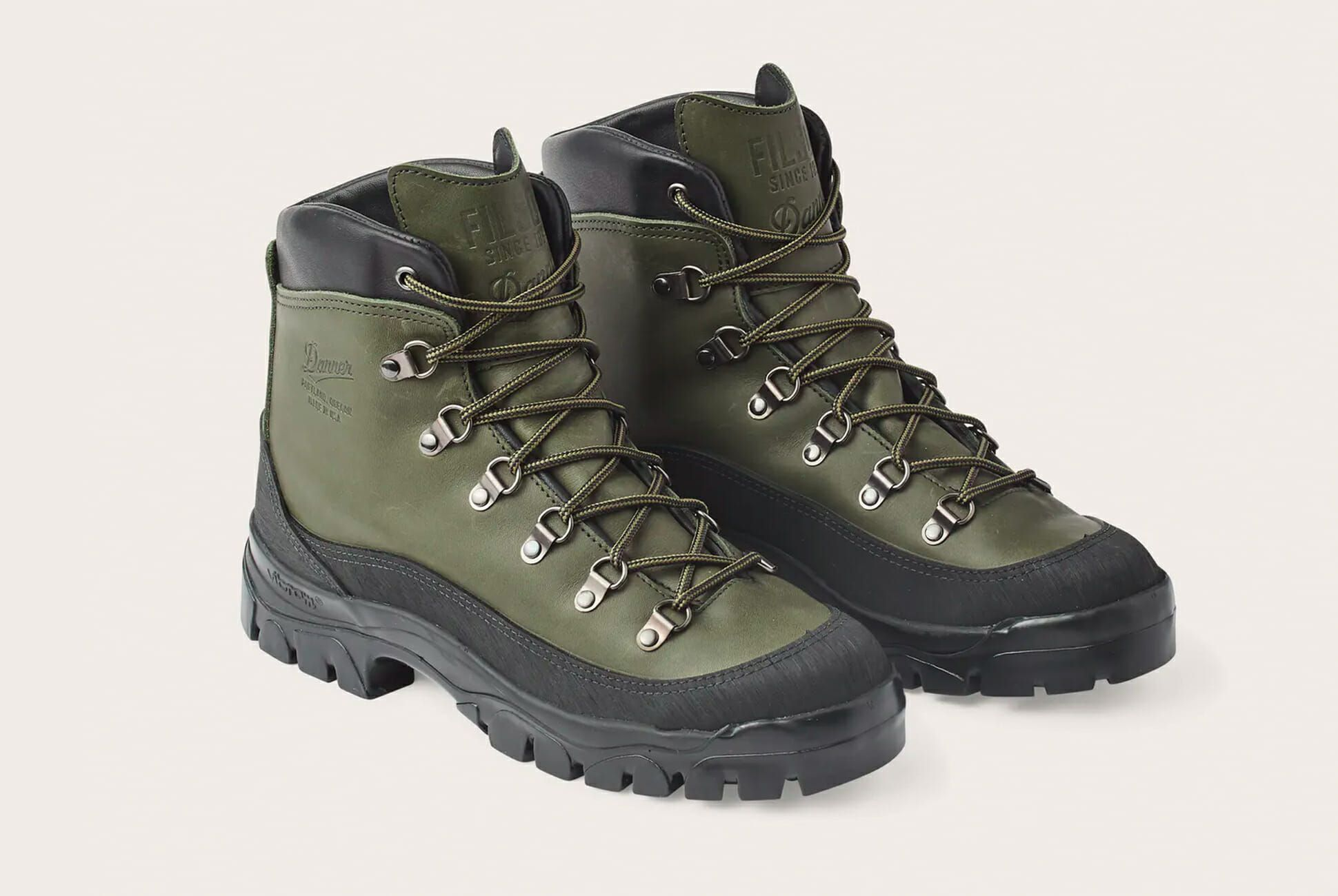 Military-Inspired Hiking Boot
