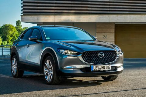 mazda cx 30 review gear patrol featur