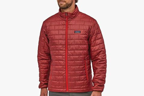 patagonia nano puff insulated jacket gear patrol feature