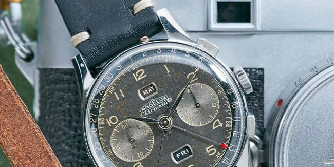 Why Did This Incredibly Elegant Type of Chronograph Watch All but Disappear?
