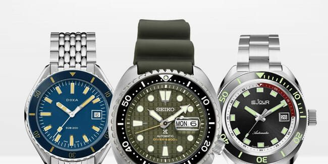 15 Incredible Dive Watches Under $1,000