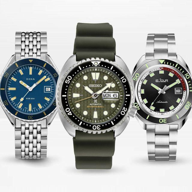 15 dive watches under 1k gear patrol lead full