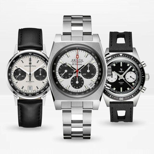 best panda dial chronographs gear patrol lead full
