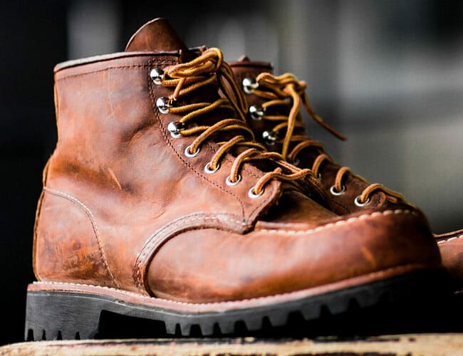 Red Wing Heritage Shoes and Boots