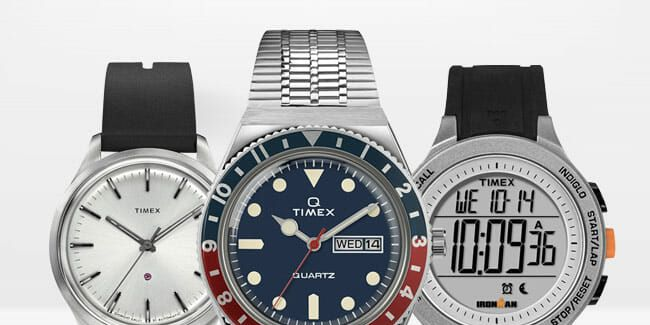 How to Buy a Timex Watch