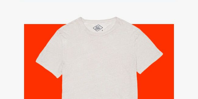 This Small Brooklyn Brand Just Made My New Favorite T-Shirt
