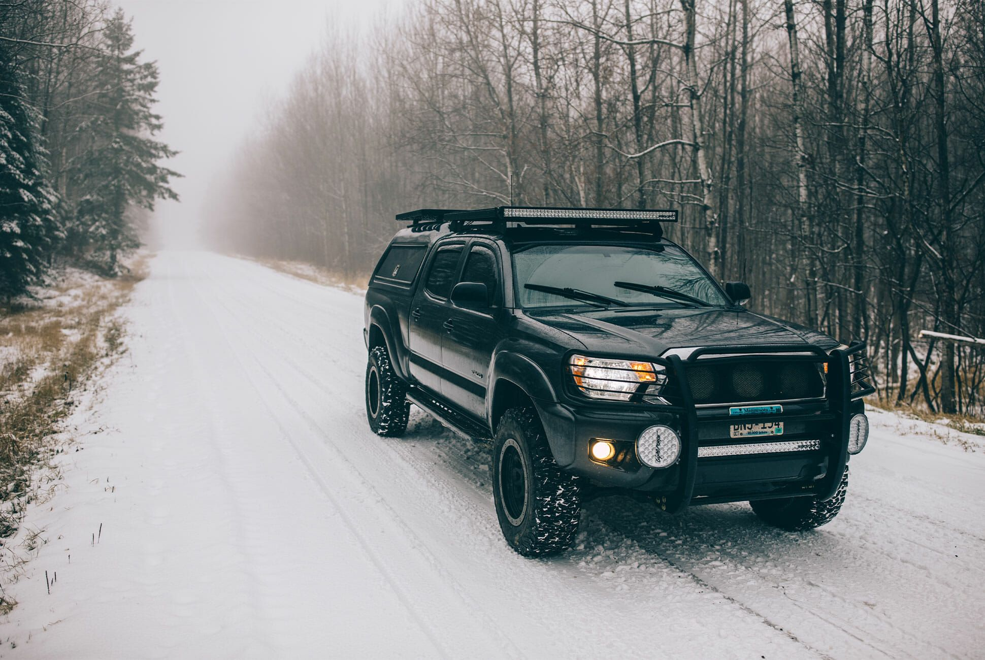 How To Boost The Off Road Capability Of A Toyota Tacoma Bull Gear Patrol