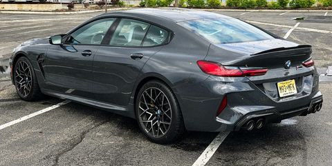 bmw m8 competition review gear patrol slide 2