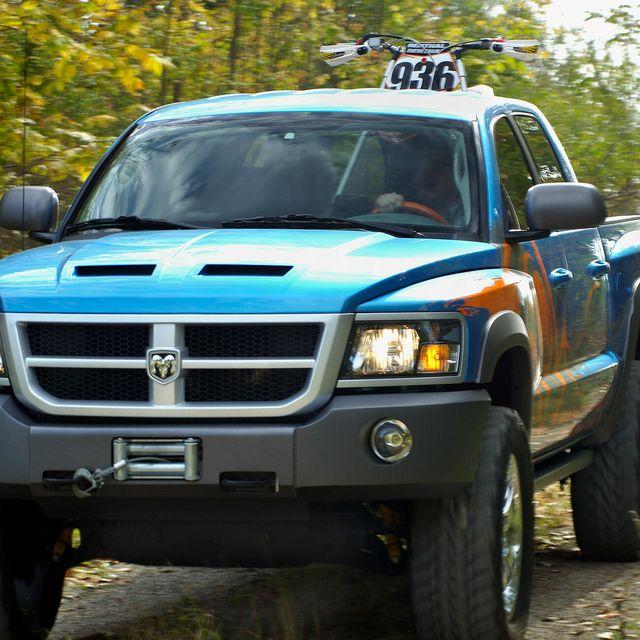 dodge dakota mx warrior gear patrol lead full