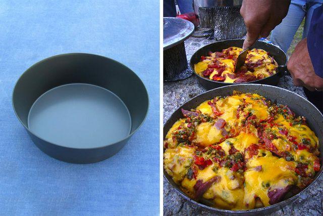 fry bake pan