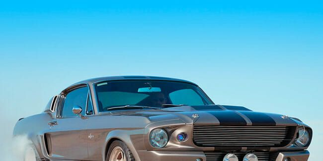 Enter to Win the Shelby GT500 of Your Dreams, and Help Fight for Equal Justice for All
