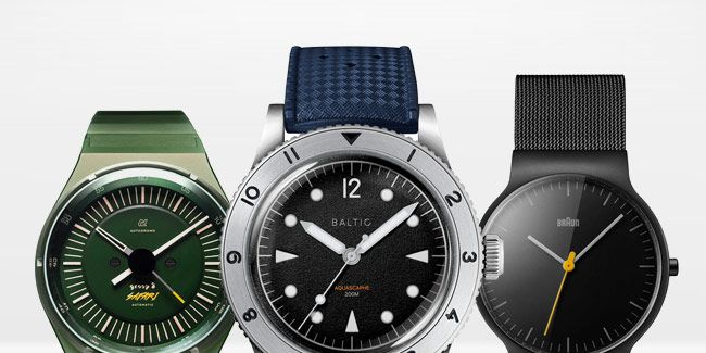 The 30 Best Affordable Watches Under $1,000