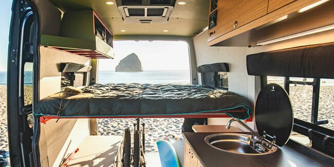 Want to Buy a Camper Van? Here Are the Brands You Need to Know