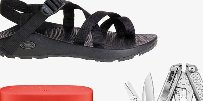 9 Deals Not to Miss: Chaco Sandals, Samsonite Hardside Luggage Set & More