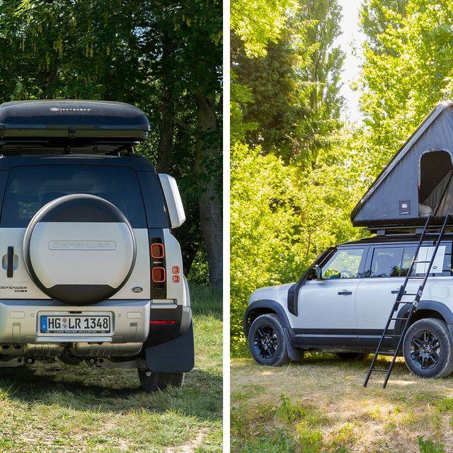 land rover defender oem rooftop tent gear patrol lead full