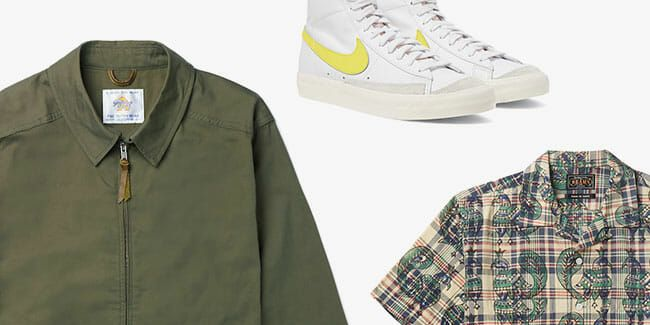 Act Fast: Wardrobe Upgrades at Mr Porter Are up to 70% Off