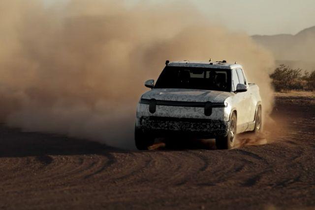 rivian r1t testing gear patrol lead full