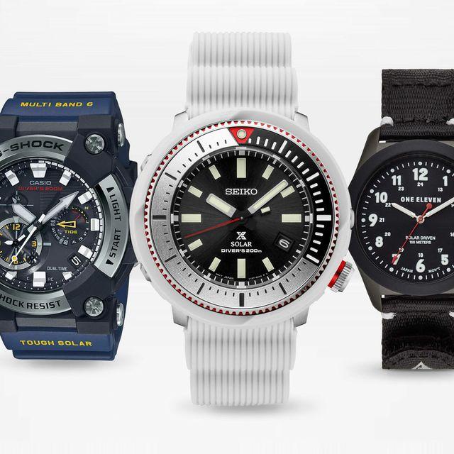 solar powered watches gear patrol lead full
