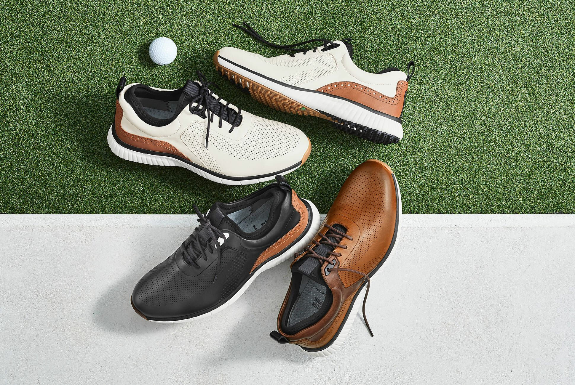 Johnston \u0026 Murphy's New Golf Shoes