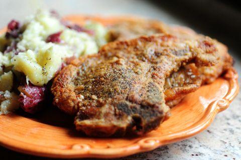 easy pork chop recipes pioneer woman Pan-Fried Pork Chops