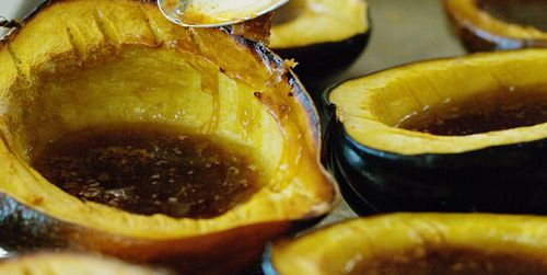 Best Baked Acorn Squash Recipe How To Make Baked Acorn Squash