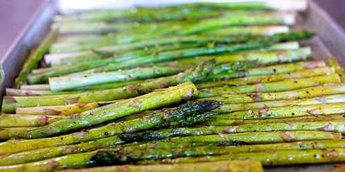Best Oven Roasted Asparagus Recipe How To Make Roasted Asparagus
