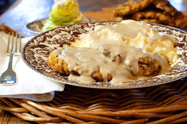 Best Chicken Fried Steak Recipe How To Make Chicken Fried Steak