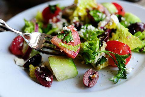 Greek Salad Recipe Pioneer Woman