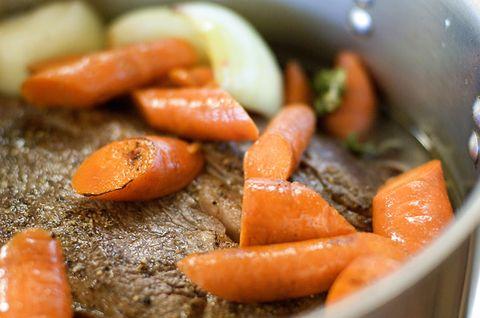 Ina Garten's Unforgettable Beef Stew   Veggies By Candlelight
