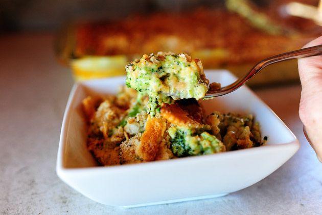 broccoli recipes broccoli cheese and cracker casserole