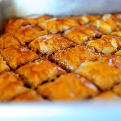 Best Baklava Recipe How To Make Baklava