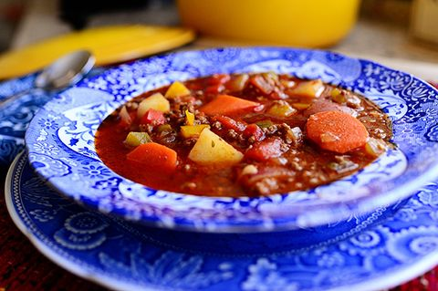Hamburger Soup Recipe How To Make Ground Beef Soup