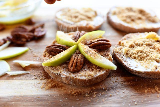 Apple-Pecan Mini-Pies