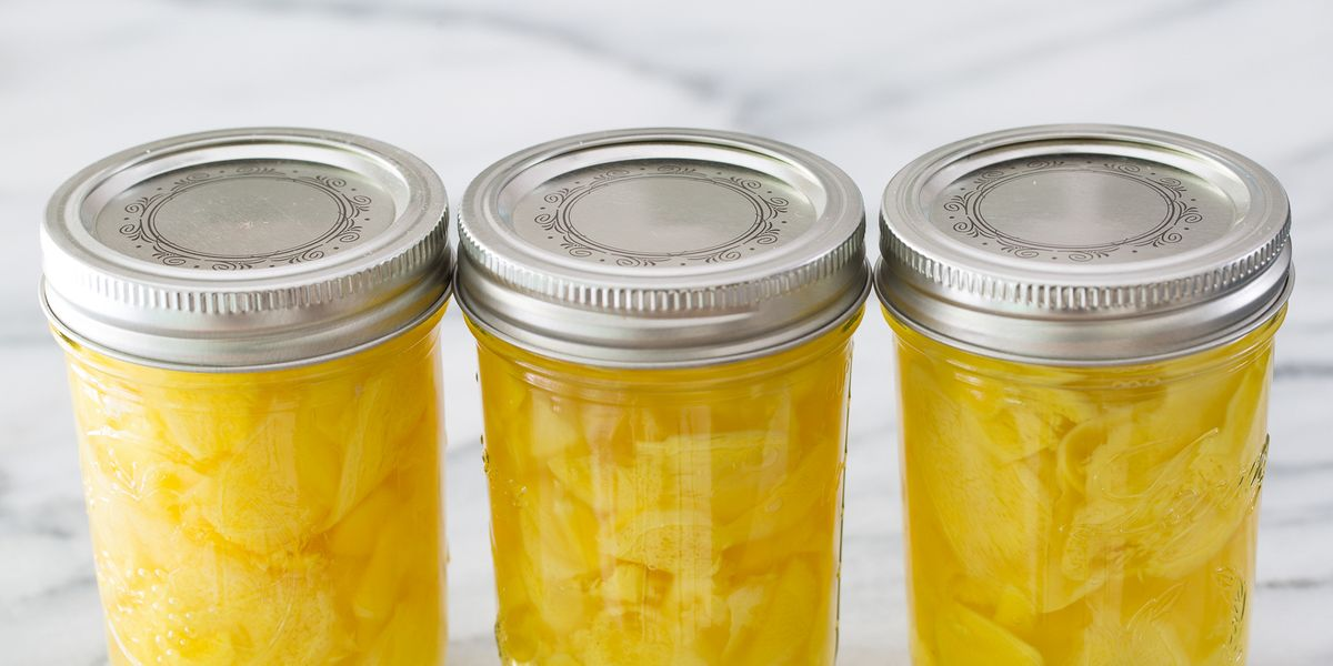 How To Make Pickled Ginger