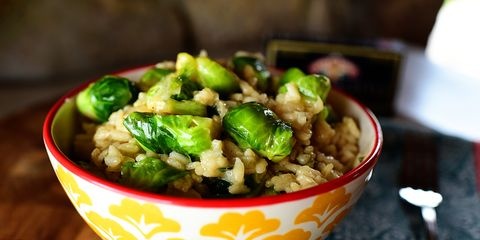 Risotto with Brussels Sprouts and Browned Butter29
