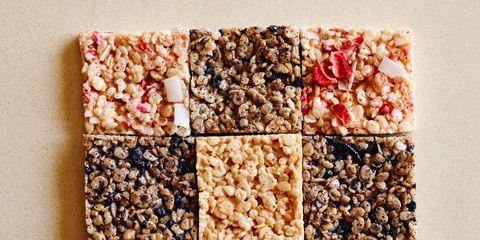Rice Krispies 3 Ways