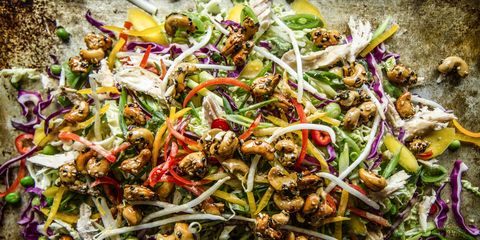 Ultimate Asian Chicken Chopped Salad