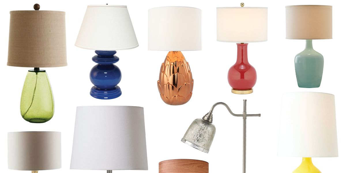Bright Colorful Table Lamps, Colorful Desk Lamps