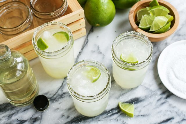 Margaritas for One and for a Crowd