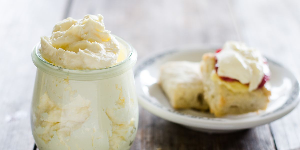 How To Make Mock Devonshire Clotted Cream
