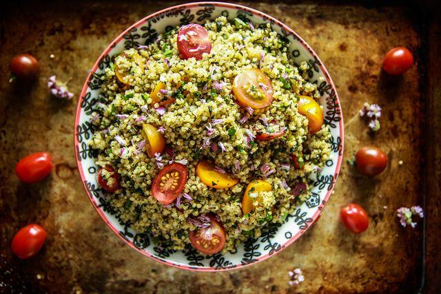 How to Make Light and Fluffy Quinoa